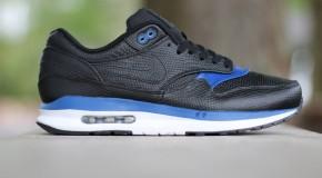 Nike Air Max Lunar1 Deluxe – Black/Gym Blue-White
