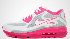 Nike Air Max Lunar90 – White / Pink