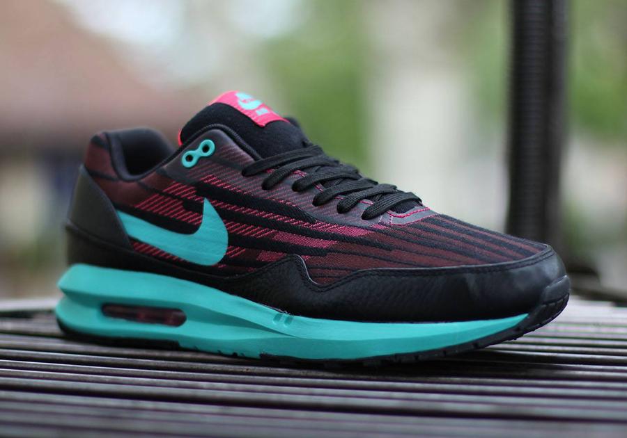 buy online 5bc83 5fb09 Nike Air Max Lunar1 Jacquard – Cedar   Hyper Jade – Hyper Punch