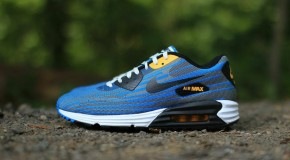 Nike Air Max Lunar90 Jacquard – Light Ash / Photo Blue