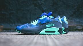 Nike Air Max 90 CMFT – Hyper Cobalt / Green Glow