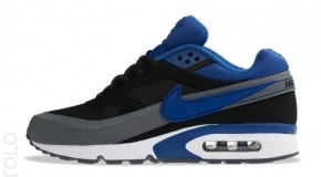 Nike Air Classic BW Textile Black Deep Royal Dark Grey