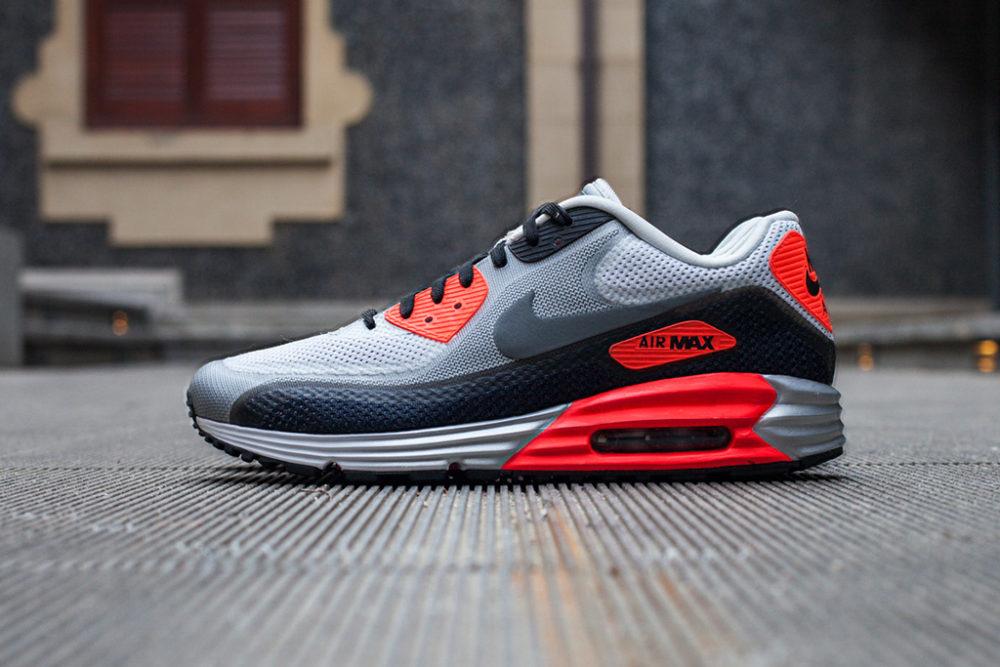 Nike Air Max Light C1.0 – Black Wolf Grey – Atomic Orange