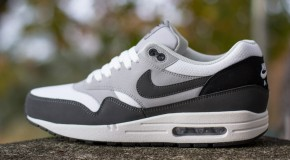 Nike Air Max 1 Essential – Anthracite/Wolf Grey-Black