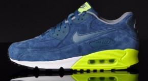 Nike Air Max 90 – Night Factor/Volt-Cool Grey
