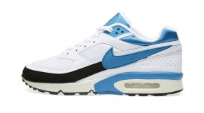 Nike Air Classic BW – White/Imperial Blue-Black-Sail
