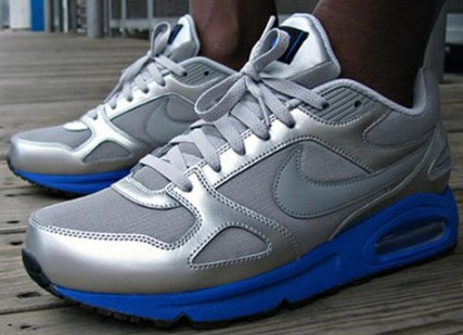 Nike Air Max Skyline – Silver/Royal – Air Attack Pack | Sample