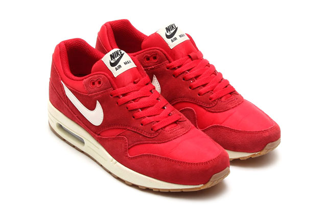 ec7b288ddd Nike Air Max 1 Essential – Gym Red/Sail-Black | Airmaxy.pl