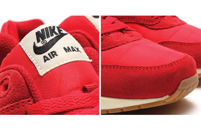 Nike Air Max 1 Essential – Gym RedSail Black | Airmaxy.pl