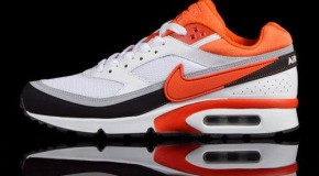 Nike Air Max Classic BW White Orange Black