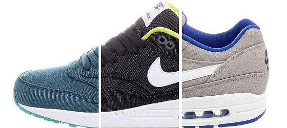 Nike Air Max 1 Premium – Wiosna 2013