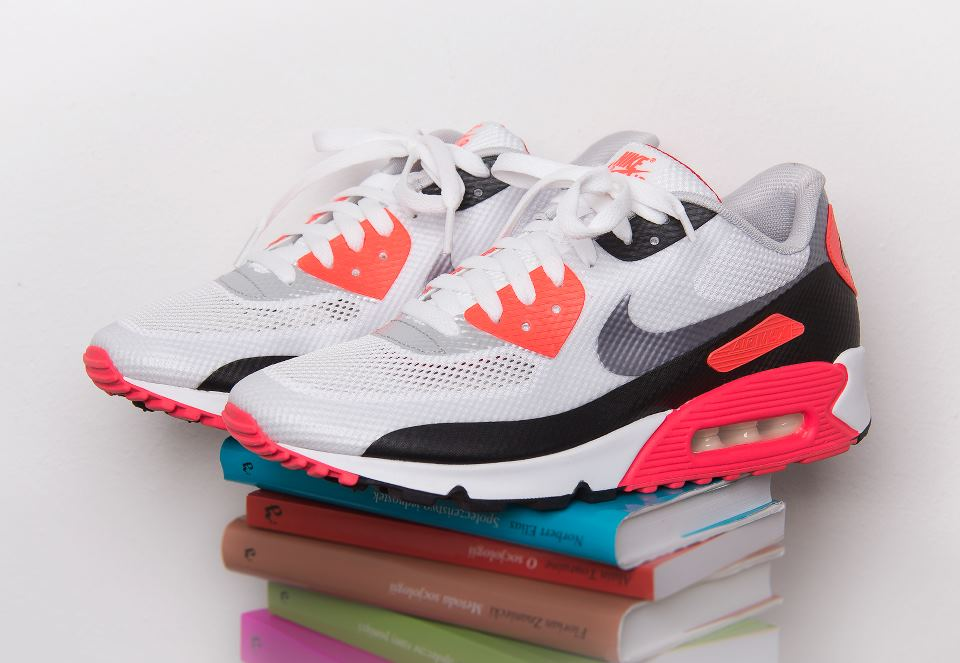 newest 2e6ad 9fc9a Nike Air Max 90 Infrared Online Kaufen
