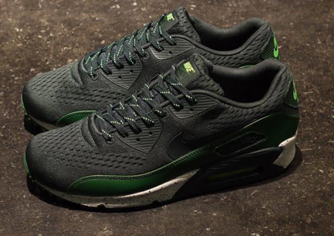 Nike Air Max 90 Ultra 2.0 SE Cargo Khaki & Militia Green END.