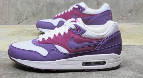 Nike WMNS Air Max 1 Purple Earth/Rave Pink