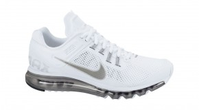 NIKE AIR MAX+ 2013 – WHITE/REFLECTIVE SILVER-WOLF GREY