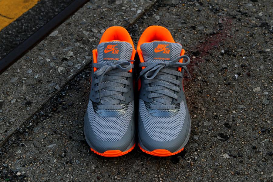 Nike Air Max 90 Hyperfuse Stealth Orange! | Airmaxy.pl