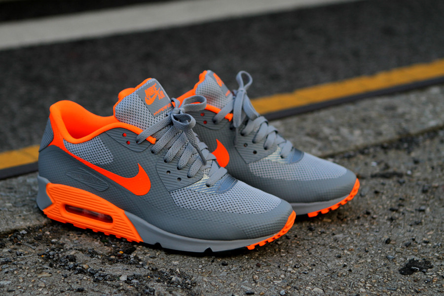 nike air max 90 hyperfuse stealth orange