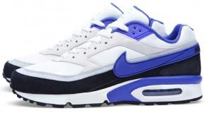 Nike Air Classic BW – Hyper Blue / Black – Strata Grey