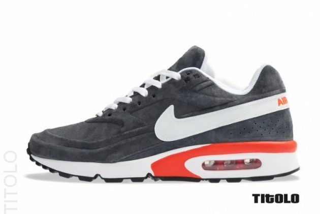 nike air max classic bw vt anthracite white. Black Bedroom Furniture Sets. Home Design Ideas
