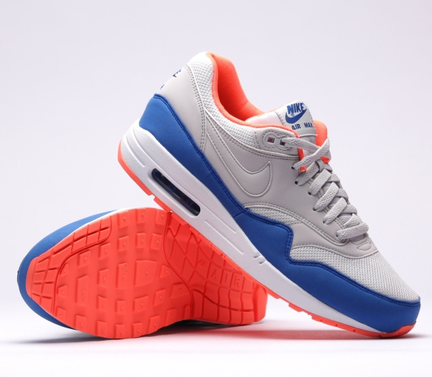 huge discount 0bbcf 93992 ... ireland nike air max 1 essential light ash grey ash grey hyper 12c72  7bd82