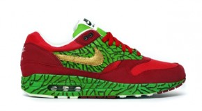 "Nike Air Max 1 ""Questlove"" Custom"