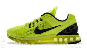 Nike Air Max+ 2013 – Volt/Black-White