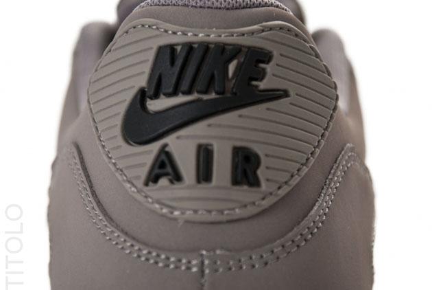 Nike Air Max 90 Essential Sport Grey White Black