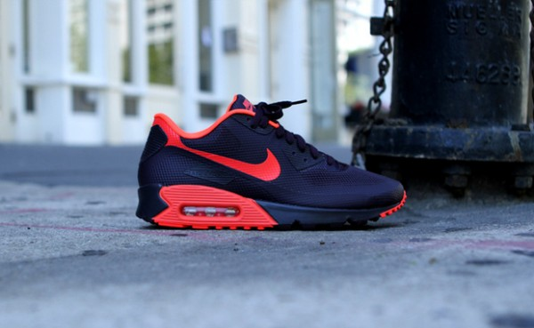 Nike Air Max 90 Hyperfuse WineCrimson | Airmaxy.pl