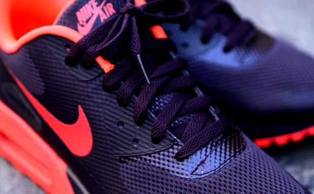 Nike Air Max 90 Hyperfuse WineCrimson