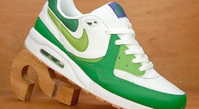 Nike Air Max Light White/Green
