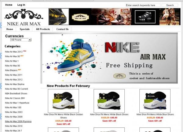Jak rozpoznać podróbki Nike Air Max   490b03c8bf854