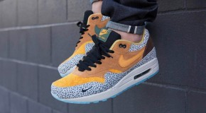 "NIKE AIR MAX 1 ""SAFARI"""