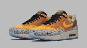 "Atmos x Nike Air Max 1 PRM ""Safari"" Reissue"