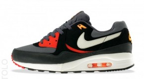 Nike Air Max Light Essential Black/Sail-Black Pine