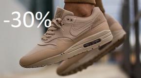 Kod promocyjny Nike: -30% od cen z Wyprzedaży (maj 2016)