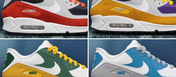 NFL x Nike Air Max 90 Premium – NFC NORTH