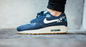 "Nike Air Max 1 ""Aloha"" – Midnight Navy / Sail"
