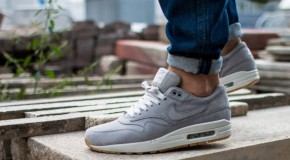 Nike Air Max 1 Essential PRM – Medium Grey / White