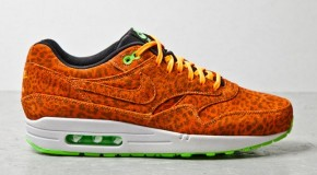 "Nike Air Max 1 FB ""Orange Leopard"""