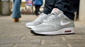 "Nike Air Max 1 Hyperfuse 3M Quickstrike ""Metallic Silver"""