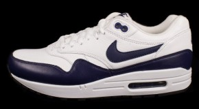 "Nike Air Max 1 Leather ""Midnight Navy"""