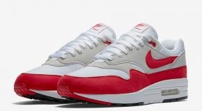"Nike Air Max 1 OG ""Sport Red"" 2017"