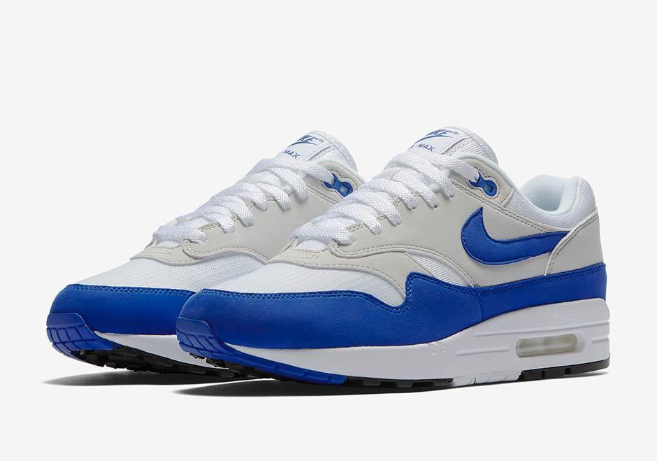 Nike Air Max 1 OG rocznica męskie oddychające buty do