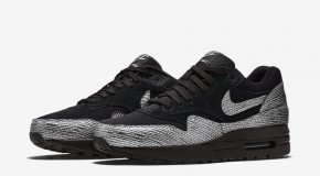 "Nike Air Max 1 PRM ""Metallic Silver"""