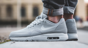 Nike Air Max 1 Ultra 2.0 Essential – Wolf Grey/Pure Platinum