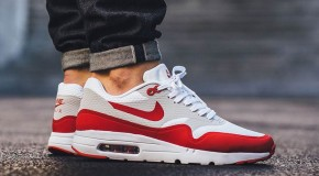 "Nike Air Max 1 Ultra Essential ""Sport Red"""