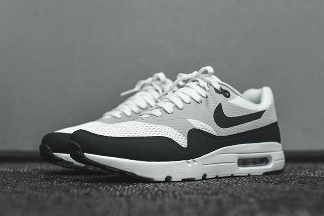 Nike Air Max 1 Essential White Anthracite Wolf Grey