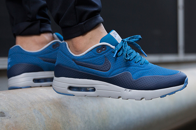 Nike Air Max 1 Ultra Moire – Navy BlueBright Blue White