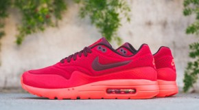 "Nike  Air Max 1 Ultra Moire ""Triple Red"""