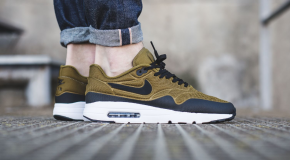 Nike Air Max 1 Ultra SE – Olive Flak/Black-White
